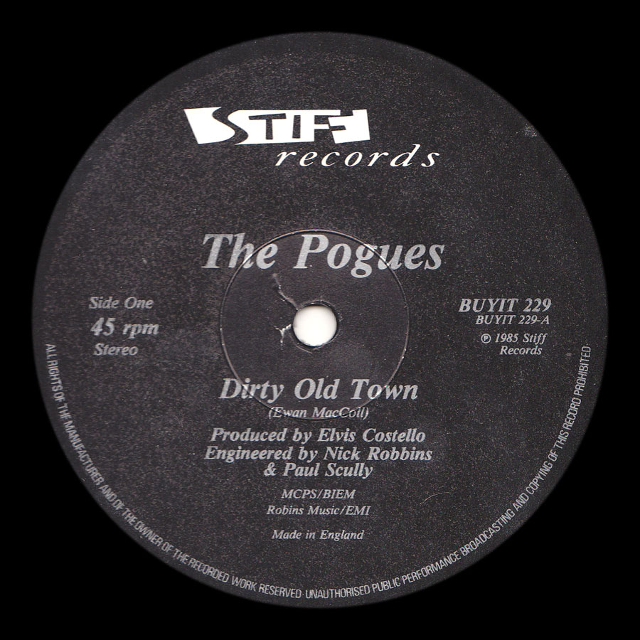 The Pogues Single And Eps 1984 85 At Theballadeers