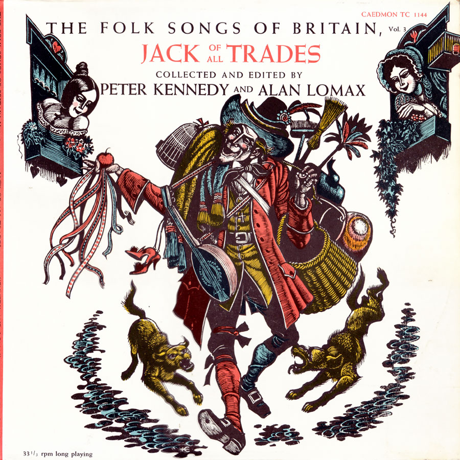 Trades Directory Trades: Songs Of Courtship: The Folk Songs Of