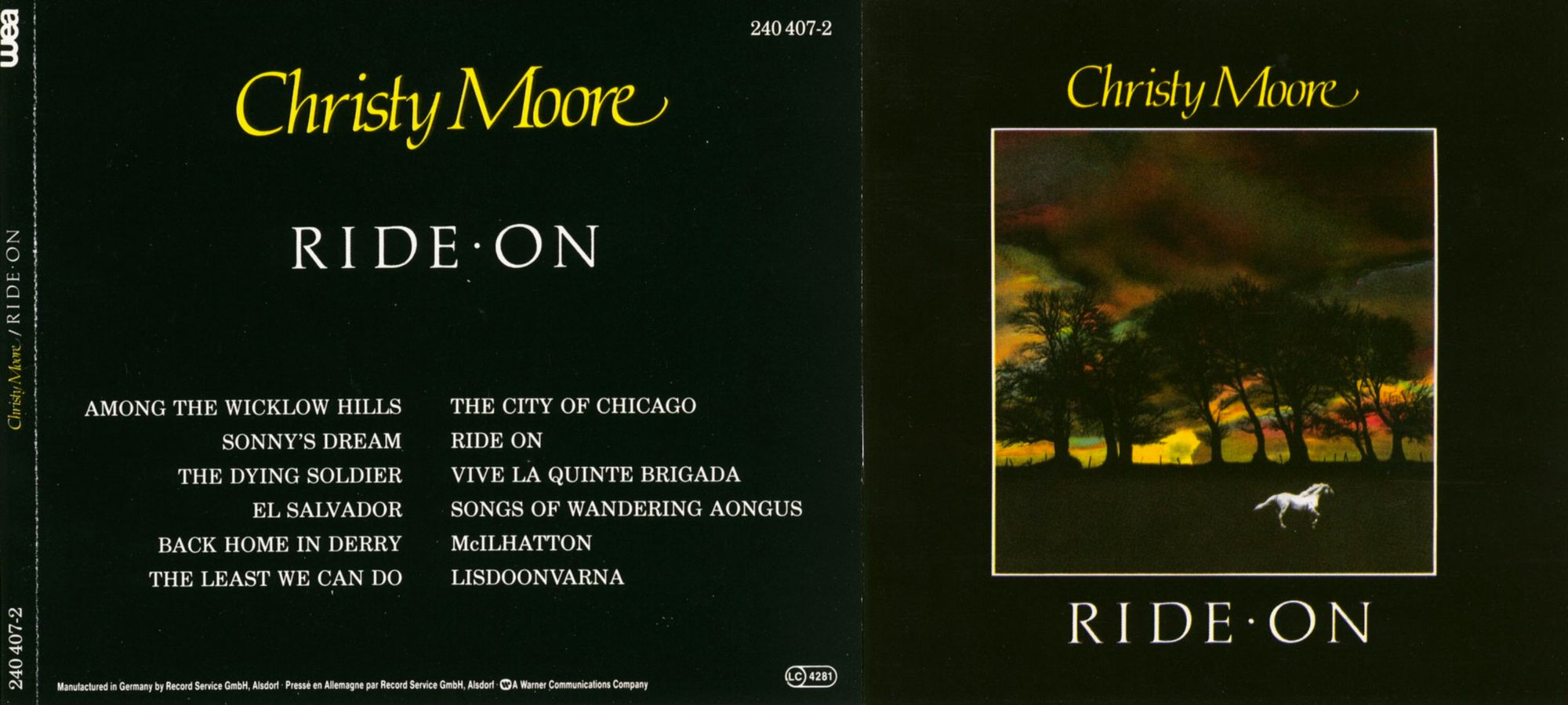 christy moore ride on - photo #4