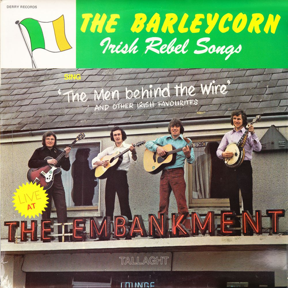The Barleycorn - Discography (Album Releases)