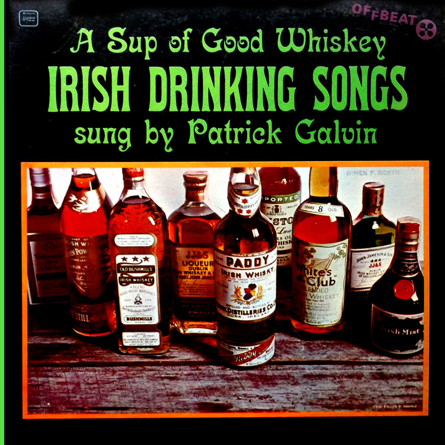 Irish Drinking Songs: The Patrick Galvin Discography at the Balladeers