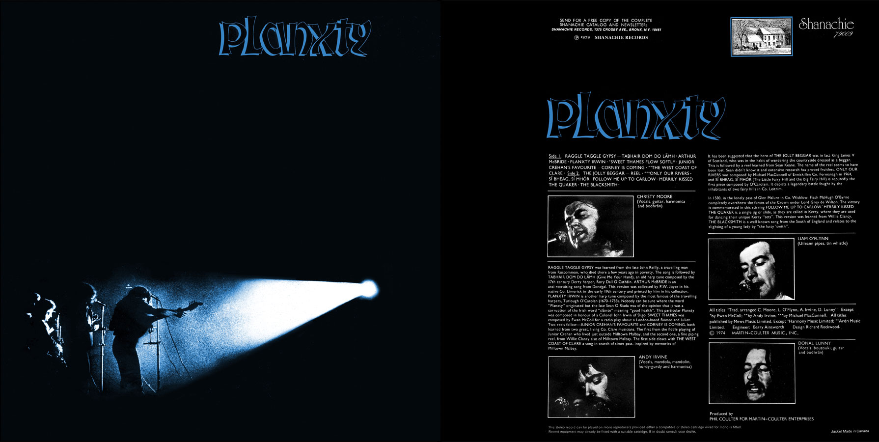 The Planxty Discography Other Releases